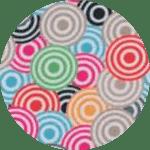 cirkels-multi-colour