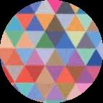 driehoek-multi-colour